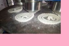 Fully Automatic Spiral Murukku Or Suthu Murukku Machine in  Ganapathy (Pin Code-641006)