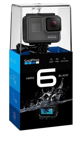 HERO6 Black Digital Camera (GoPro)
