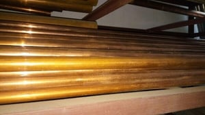 Pocket Friendly Rates Brass Pipes