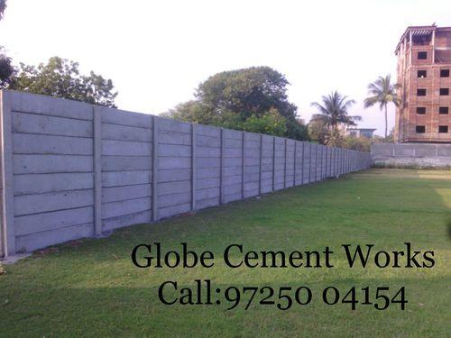 Precast Compound Wall In Vadodara, Gujarat - Dealers & Traders