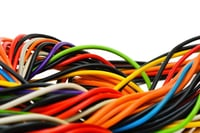 Multi Color Cables Wires