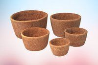 Different Sizes Coco Pots