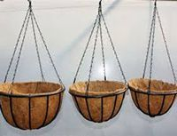 Eco-Friendly Coir Hanging Basket