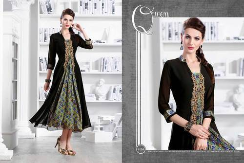 Finest Fabric Georgette Kurti
