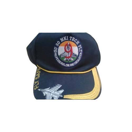Hand Embroidery Air Force Cap Badges
