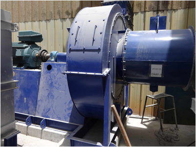 High Performances Industrial Centrifugal Fans