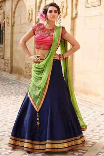 High Quality Colorful Lehenga