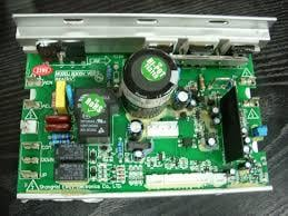 Treadmill Speed and Motor Controller