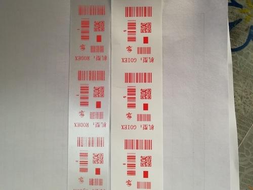 Colors Ttr For Wash-Care Labels