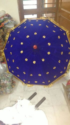 Customize Wedding Velvet Umbrella