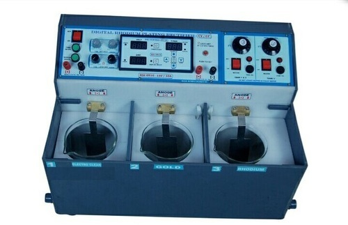 Gold Plating Machine - Manufacturers & Suppliers, Dealers