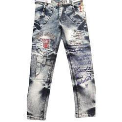 Stylish Non-Stretchable Boys Jeans