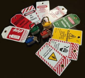 Customize Type Lockout Tags