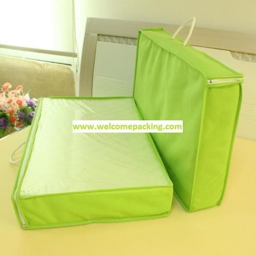 High Grade Plastic Blanket Bags