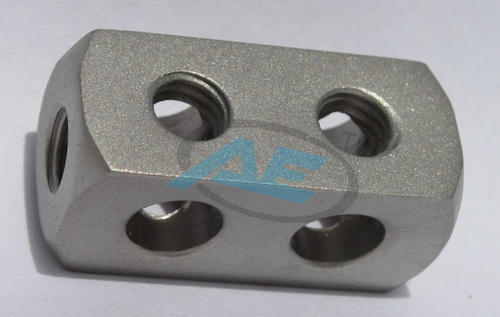 High Wrench Cube Two Hole