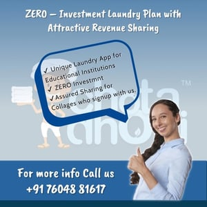 Campus Laundry Solutions Service