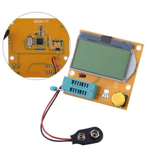 Resistor and Capacitor Tester ESR