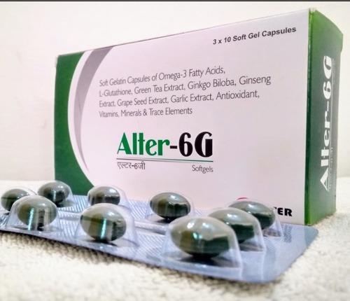Alter 6g Antioxidants Capsules