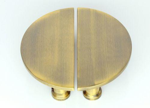 Brass Semi Circle Pull Handle