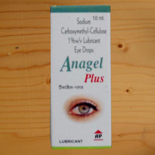 Carboxymethylcellulose Sodium Lubricant Eye Drops