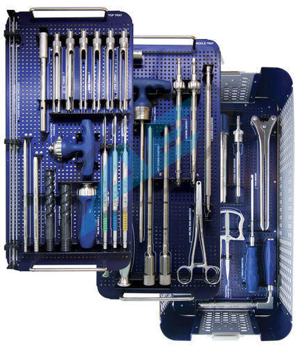 Interlockig Femoral Instrument Set