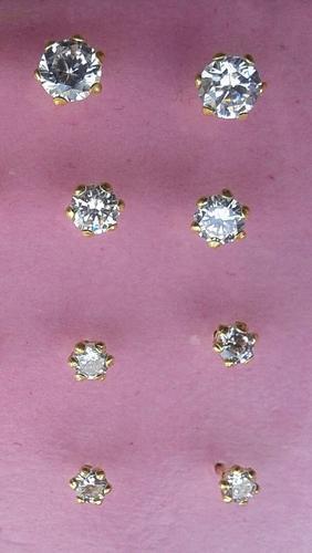 Ladies Gold Rava Nose Pin At Best Price In Ahmedabad Gujarat