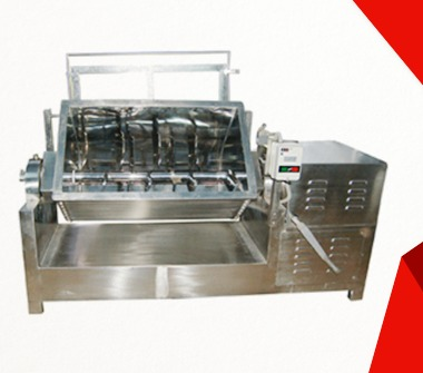Mass Mixer for Pharmaceutical Industry