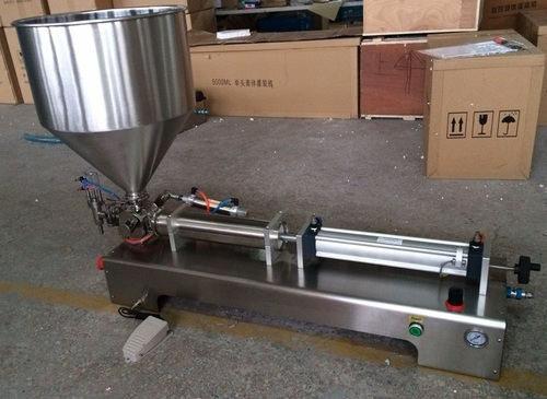 Pharmaceutical Ointment Filling Machine