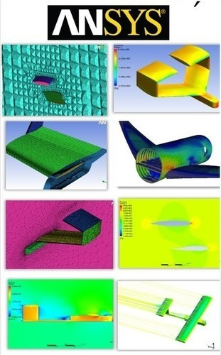Ansys Computational Fluid Dynamic Software