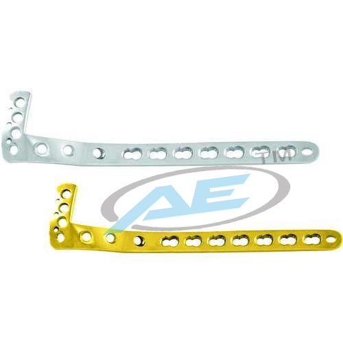 Proximal Tibia Safety Lock Plate