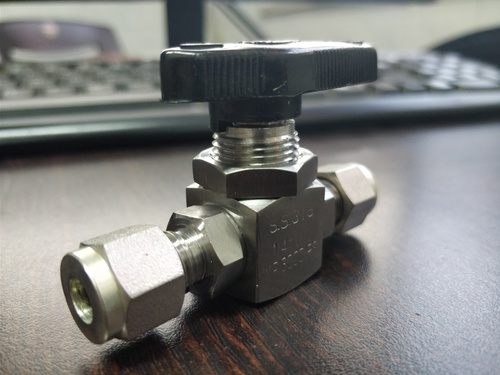 Stainless Steel Panel Mounted Ball Valve