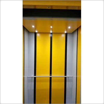 Durable Mild Steel Elevator Cabin