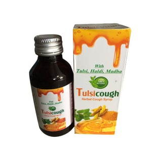 Tulsi Herbal Cough Syrup
