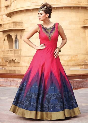 110a124d31 Ladies Party Wear Gown in Surat, Gujarat - VITARA FASHION