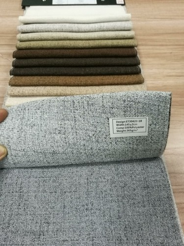 Upholstery Fabric Bonded With Non-Woven Density: 365 Gram Per Cubic Meter (G/M3)