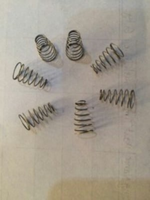 Heavy Duty Helical Compression Springs