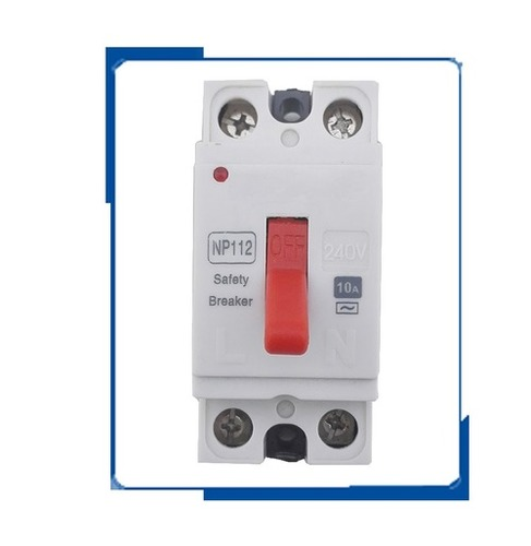 Nt50 Mcb Overload Production Circuit Breaker