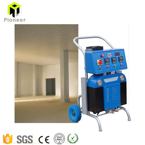 Portable High Pressure Foam Mixing Pu Polyurethane Spray Foaming Machine