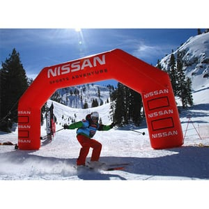 Promotional Inflatable Outdoor Arch