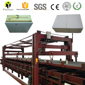 PU Injection Foaming Machine for Refrigerator Cabinet