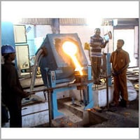 Industrial Electrical Induction Furnaces