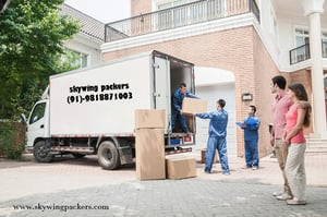 Skywing Packers & Movers Service