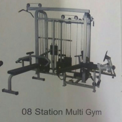 Station Multi Gym For Body Building