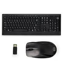 Dell Wireless Combo Keyboard, Mouse and Pen Drive Pack