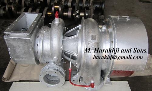 Mitsubishi Met 35 Turbocharger