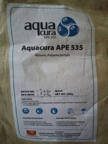Aquacura Anionic Polyelectrolyte Ape 535