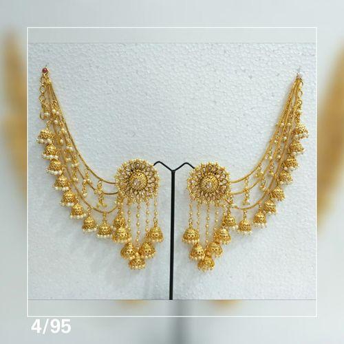Attractive Design Wedding Earrings Vardhaman Goodwill 31