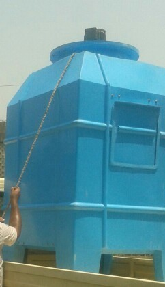 High Performance Cooling Tower