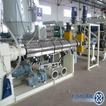 Industrial Plastic Processing Machinery
