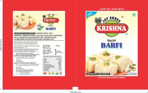 Jay Shree Krishna Special Barfi